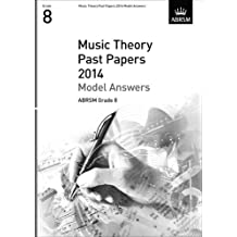 Music Theory Past Papers 2014 Model Answers, ABRSM Grade 8