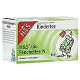H&S Kindertee Bio Fencheltee N 36 g Tee