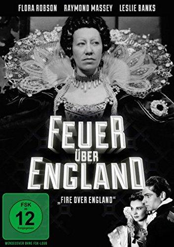 Feuer über England