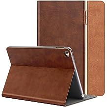 AUAUA Funda iPad Air 2, Funda de cuero para iPad Air 2 con tecnología de Auto Sueño / Estela Smart Cover +Protector de Pantalla (Regalo) para el Nuevo Apple iPad Air 2