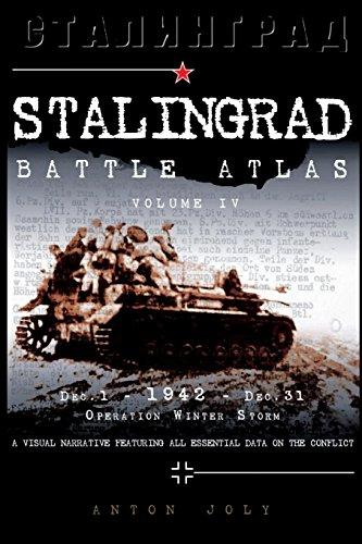Produktbild Stalingrad Battle Atlas: Volume IV