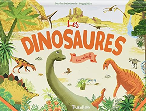Les dinosaures en relief
