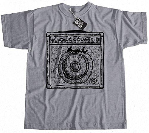 Guitar Amp T-Shirt 100% Premium Cotton