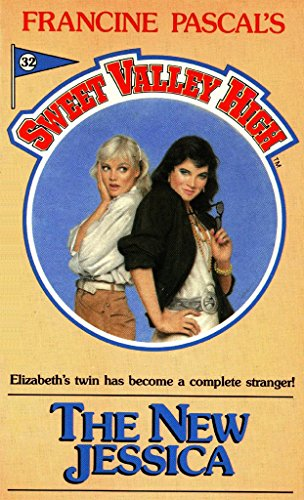 The New Jessica (Sweet Valley High Book 32) (English Edition)