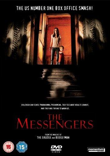 The Messengers [DVD] by Kristen Stewart