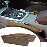 Trest Car Seat Caddy Pocket Catcher Beige Set of 2 For Honda WRV