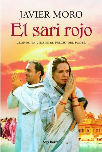 El sari rojo/ The red sari (Biblioteca Abierta) - Red Sari