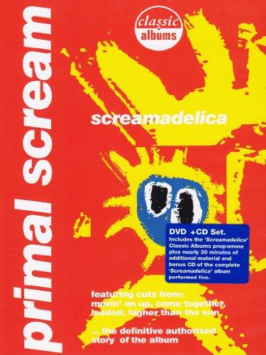 Primal Scream - Screamadelica(+CD)