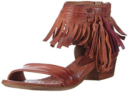 AirstepLauper 542010 - Sandali alla caviglia Donna , marrone (Marron (Ossido)), 37 EU