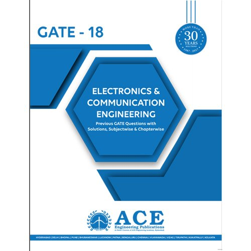 GATE 2018 Electronics & Communication Engineering (GATE 2018)