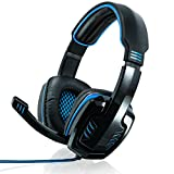 Computers Best Deals - CSL - 7.1 USB Casque Gaming Headset avec carte son externe | Edition