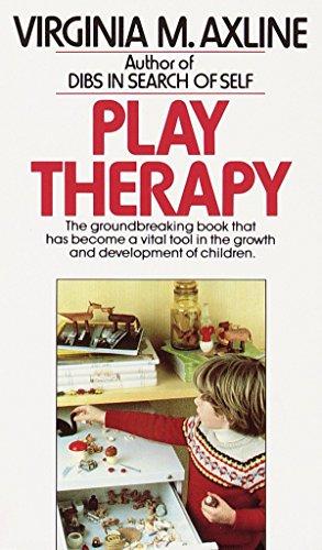 Play Therapy por Virginia M. Axline
