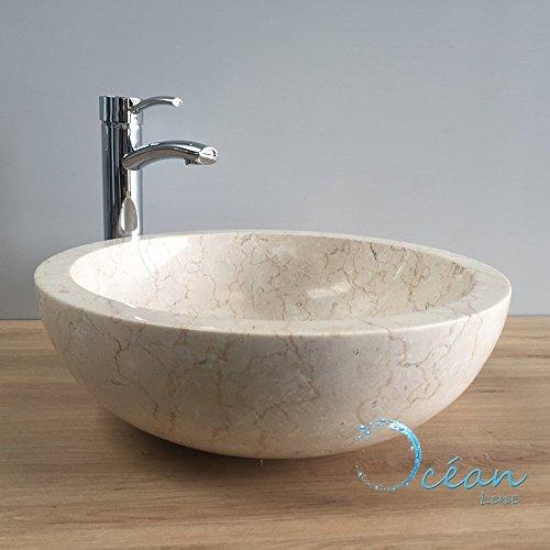 Vasque en marbre à poser   le classement des meilleurs de février ... dd5f43e572a7