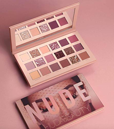 HUDA BEAUTY The New Nude Eye Shadow Palette (19.7g)