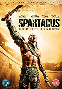Spartacus: Gods of the Arena [DVD] [2011]