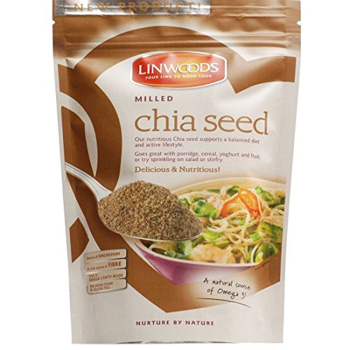 Linwoods | Chia Seed | 9 x 200g
