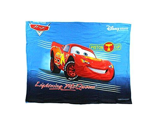 Northwest Disney Cars Lightning McQueen Fleece Charakter Decke 50x 60-inches