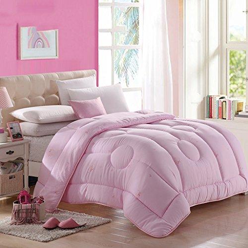 MMM Edredon d'hiver Chambre à coucher individuelle plus épais Conserver une literie chaude double (taille : 150 * 200cm(2.45kg))