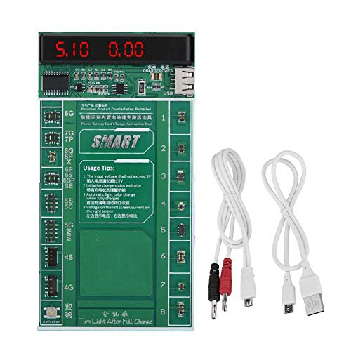 Eboxer Universal Batterie Fast Charge Aktivierungsplatine Test Fixture Kit für iOS/Android-Telefon