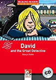 Helbling Readers Fiction: David and the Great Detective - Level 1 (inkl. 1 CD)