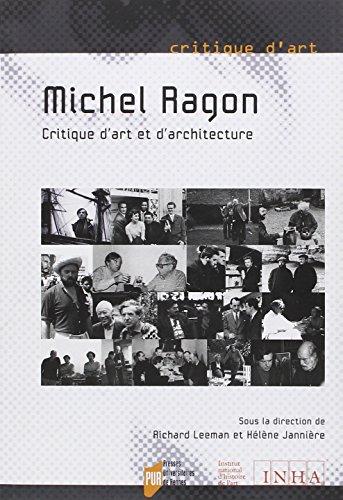 MichelRagon, critiqued'artetd'architecture