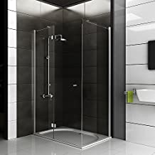 cabine de douche 120x80. Black Bedroom Furniture Sets. Home Design Ideas