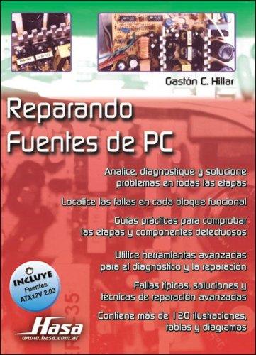 Reparando fuentes de PC/Repairing PC Source