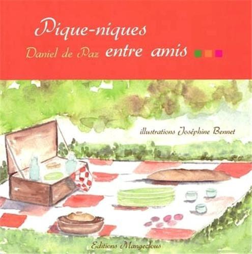 Piques-niques entre amis par Daniel de Paz