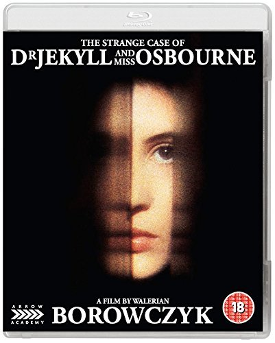 Strange Case of Dr Jekyll and Miss Osbourne. The (2 DVD) [Edizione: Regno Unito] [Import]