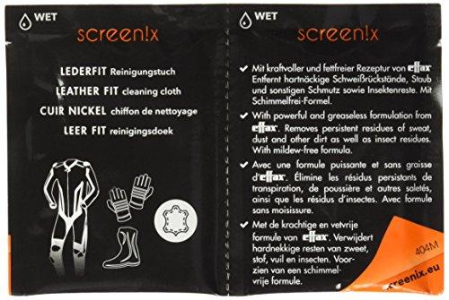 Screenix-Lederfit-Reinigungstcher-Lederbekleidung-Motorrad-24-Stck