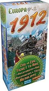 Days of Wonder- Aventureros Al Tren-Europa, (720111)