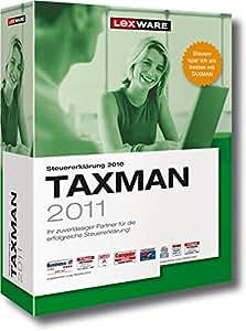 Taxman 2011 (für Steuerjahr 2010)