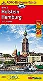 ADFC-Radtourenkarte 2 Holstein Hamburg 1:150.000, reiß- und wetterfest, GPS-Tracks Download (ADFC-Radtourenkarte 1:150000) -