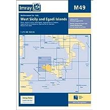 Imray Chart M49: West Sicily and Egadi Islands