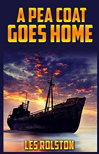 A Pea Coat Goes Home (English Edition) Peacoat