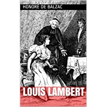 Louis Lambert (Annotated) (French Edition)