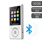 Best Mp3 Players - 16GB MP3 Player,HiFi Bluetooth MP3 Player 50 Hours Review