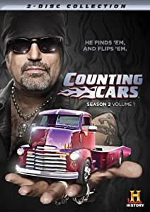 Counting Cars: Season Two - 1 [Import USA Zone 1]
