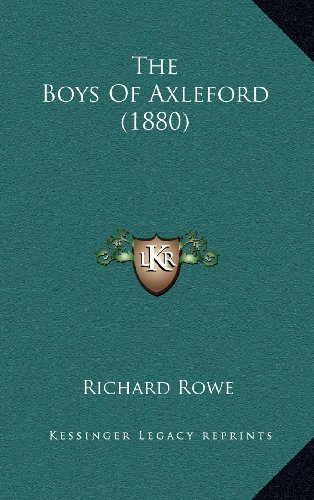 The Boys of Axleford (1880)