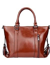 Designer Handbags, Large Tote Bag For Women Work, YAAMUU Casual Crossboday Shoulder Bag