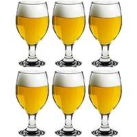 Bureau/station de travail - pour ordinateur - en bois - 400 ml - coffret cadeau de 6 verresCoffret cadeau de 6 verres à bière artisanale/ale Rink DrinkParfait pour les bières artisanales et les alesContenance : 400 ml - Diamètre : 68 mm - Hauteur : 1...