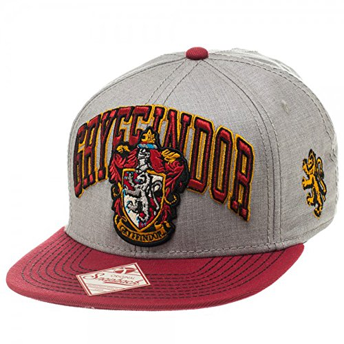 harry-potter-gryffindor-snapback-cap