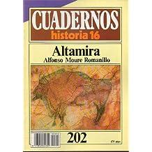 CUADERNOS HISTORIA 16. Nº 202. ALTAMIRA.