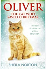 Oliver The Cat Who Saved Christmas Paperback
