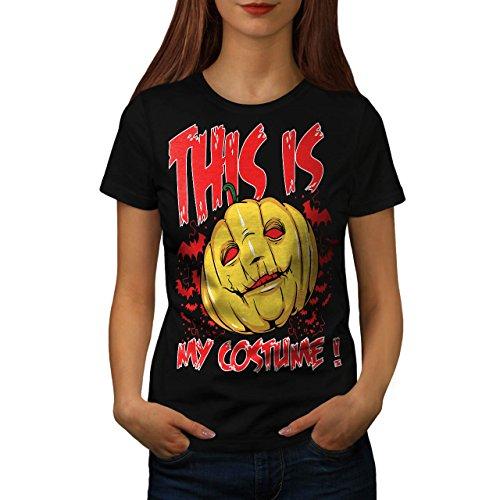 Halloween Kostüm Horror Damen S T-shirt | (National Für Hawaii Frauen Kostüm)