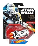 Hot Wheels Star Wars Character Car First Order Flametrooper – Modelle von Spielzeug