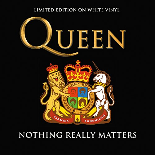 Foto de QUEEN - NOTHING REALLY MATTERS: LIMITED EDITION WHITE VINYL