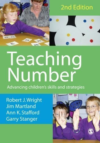 Teaching Number: Advancing Children's Skills and Strategies (Math Recovery) 2nd (second) Edition by Wright, Robert J, Stanger, Garry, Stafford, Ann K, Martland, published by SAGE Publications Ltd (2006)
