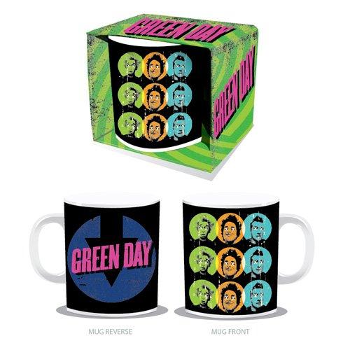 Tazza Boxed Mug - Green Day (Uno, Dos, Tres)