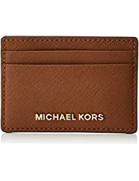 1ca79b1d0abd Michael Kors Money Pieces, Porte-cartes de crédit femme, Marrón (Luggage)